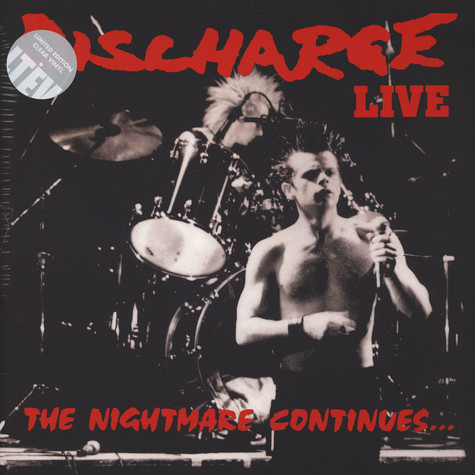 Discharge - The Nightmare Continues