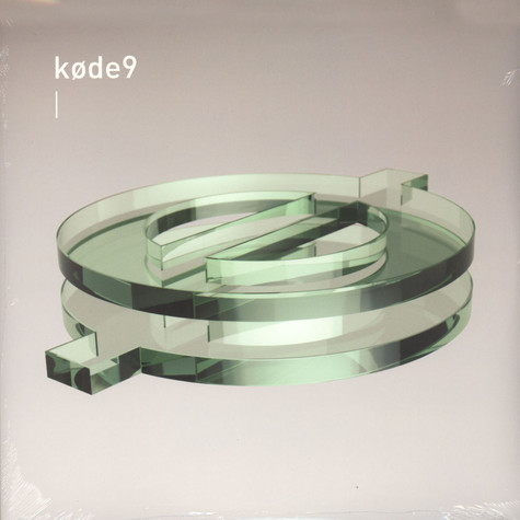 Kode9 - Nothing Black Vinyl Edition