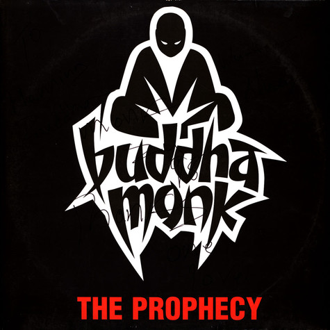 Buddha Monk - The Prophecy