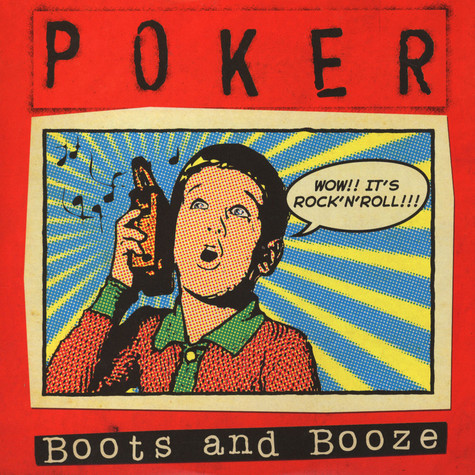 Poker - Boots And Booze