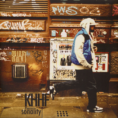Pierre Sonality - Kein Hip Hop Fame