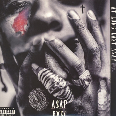 A$AP Rocky - At.Long.Last.A$AP (A.L.L.A.) Colored Vinyl Edition