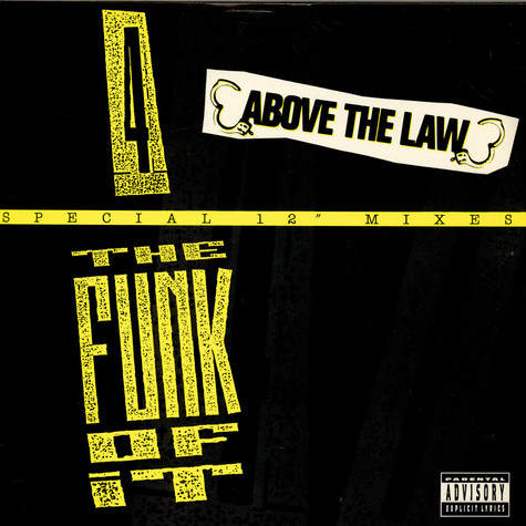 Above The Law - 4 The Funk Of It
