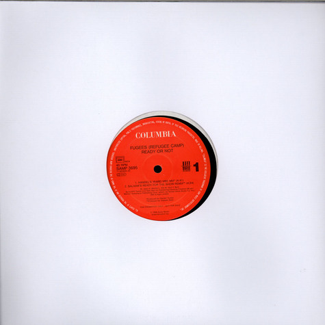Fugees - Ready Or Not (Salaam Remi Remix)
