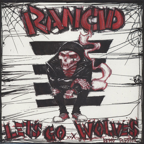 Rancid - Let's Go ... Wolves: Demo Sessions