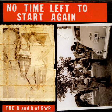 V.A. - No Time Left To Start Again Volume 2