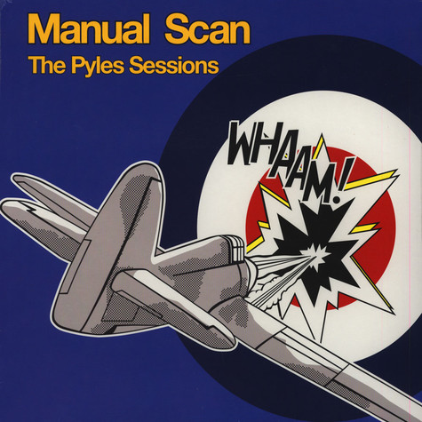 Manual Scan - Pyles Sessions