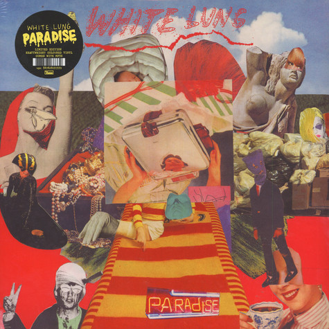 White Lung - Paradise Limited Edition