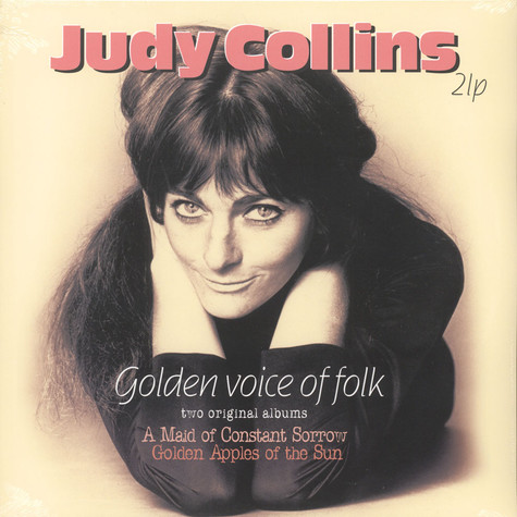 Judy Collins - Golden Voice Of Folk
