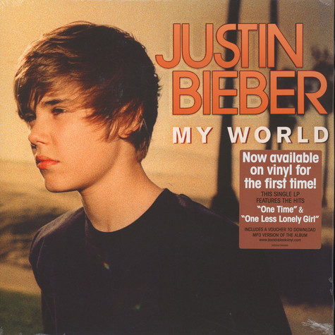 Justin Bieber - My World