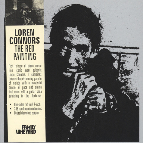 Loren Connors - The Red Painting
