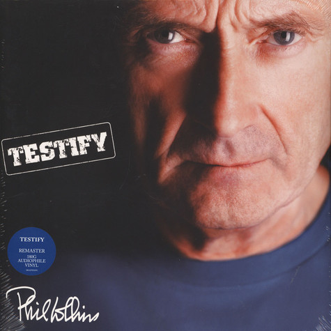 Phil Collins - Testify Remastered Edition