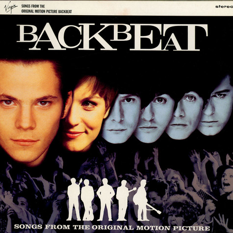 The Backbeat Band - Songs From The Original Motion Picture Backbeat