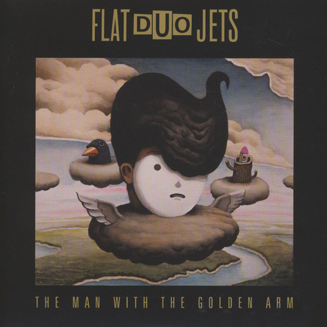 Flat Duo Jets - Pink Gardenia/Man With The Golden Arm
