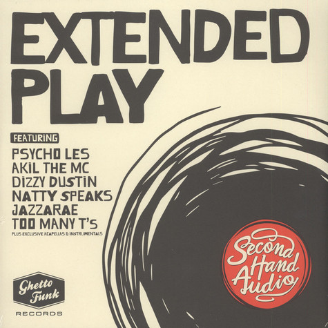Second Hand Audio - Extended Play