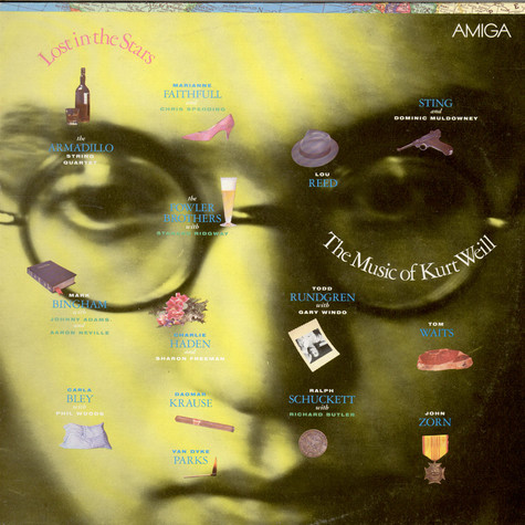 V.A. - Lost In The Stars - The Music Of Kurt Weill