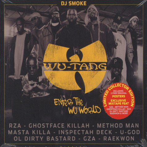 DJ Smoke & Wu-Tang Clan - Enter The Wu World