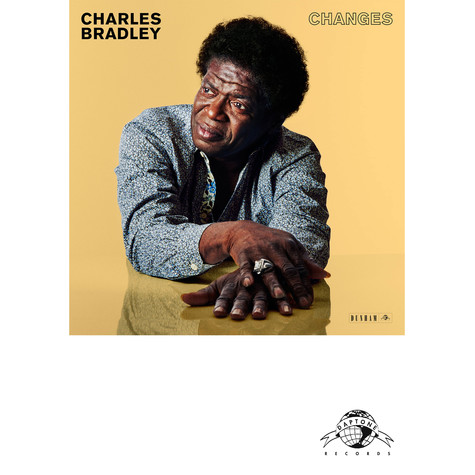 Charles Bradley - Changes Poster