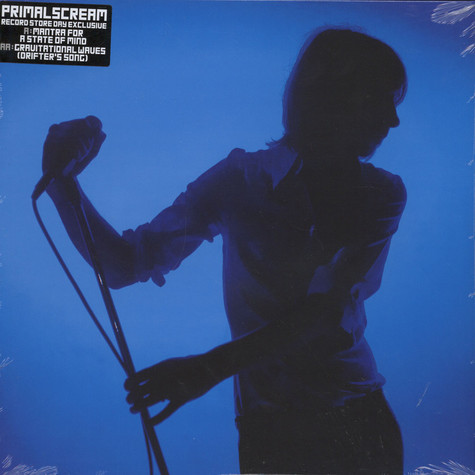 Primal Scream - Mantra For A State Of Mind RSD Edition