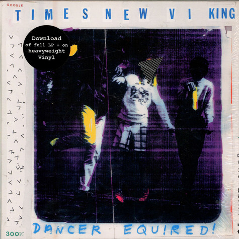 Times New Viking - Dancer Equired!