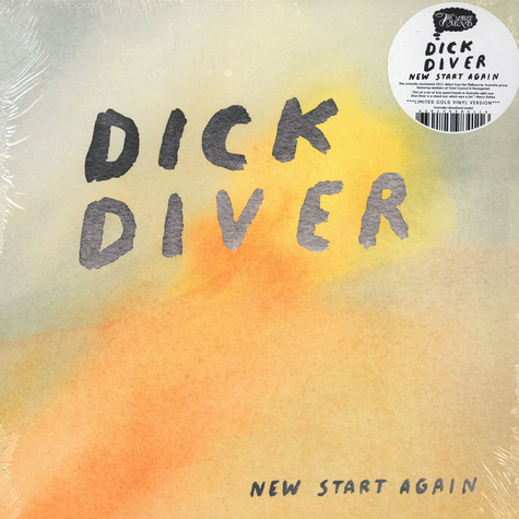 Dick Diver - New Start Again Gold Vinyl Edition
