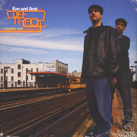 Kon & Amir - Off Track Volume 1 - The Bronx