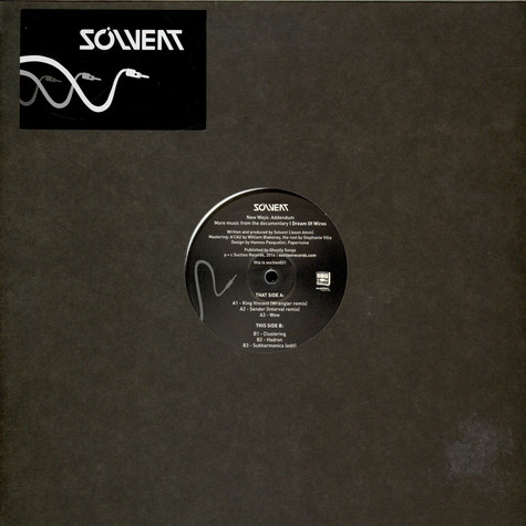 Solvent - New Ways Addendum