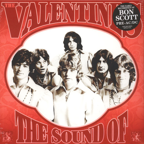 Valentines, The - The Sound Of Limited RSD Edition