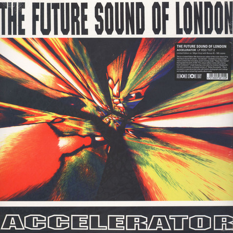 Future Sound of London, The - Accelerator