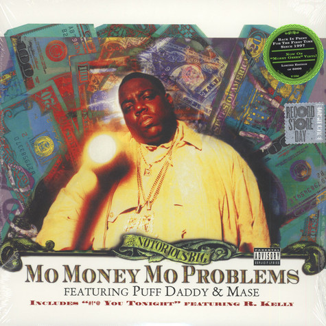 Notorious B.I.G. - Mo' Money, Mo Problems / #!*@ You Tonight