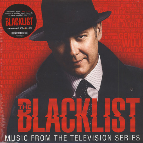 V.A. - The Blacklist (Television Soundtrack)