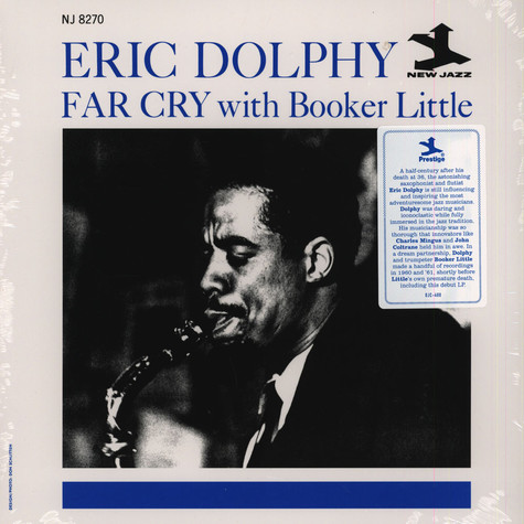 Booker Little / Eric Dolphy - Far Cry