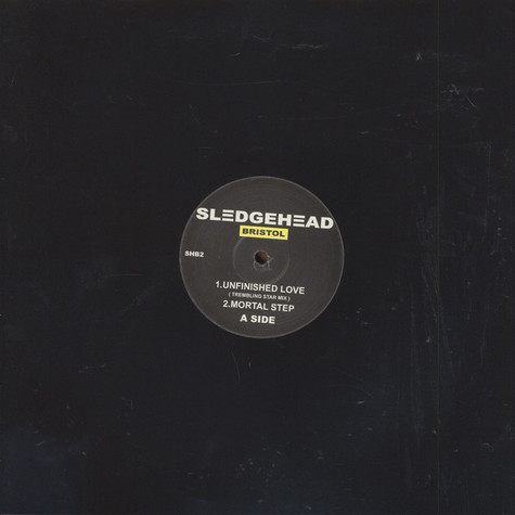 Sledgehead Bristol (Ray Mighty of Smith & Mighty) - Unfinished Love
