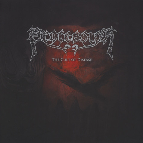 Procession - The Cult Of Disease Black Vinyl Edition