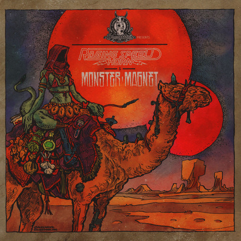 Monster Magnet / Raging Speedhorn - 2016 Desertfest London