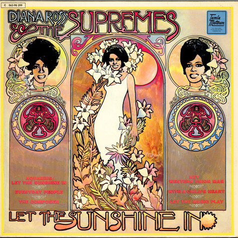 Supremes, The - Let The Sunshine In