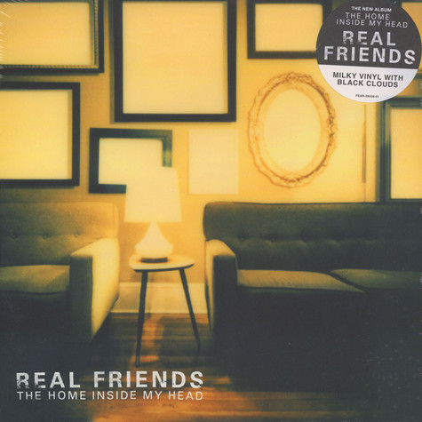 Real Friends - Home Inside My Head