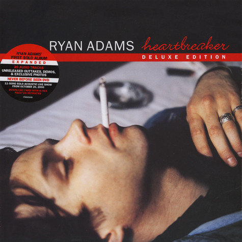 Ryan Adams - Heartbreaker Deluxe Edition