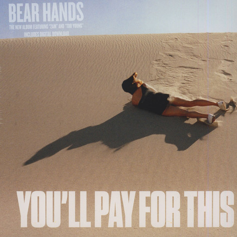 Bear Hands - You'll Pay For This (Dlcd)