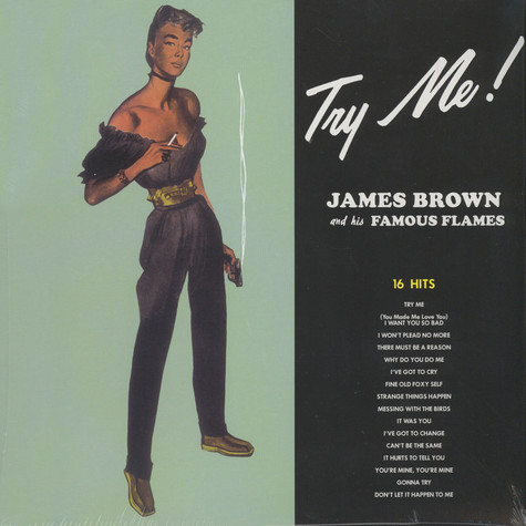 James Brown & His Famous Flames - Try Me