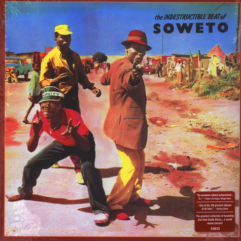 V.A. - Indestructable Beat Of Soweto