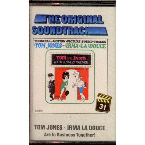John Addison / Andre Previn - OST Tom Jones - Irma La Douce