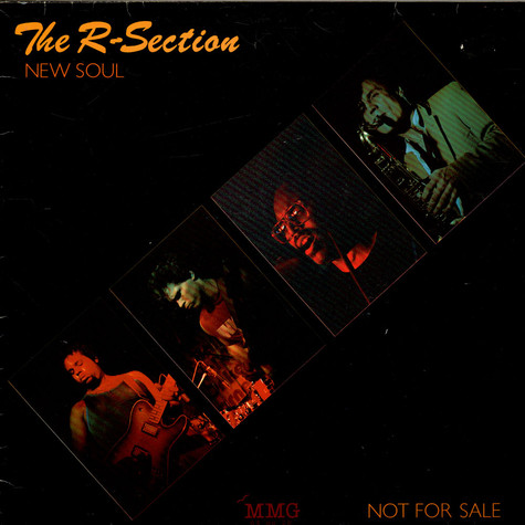 R-Section, The - New Soul
