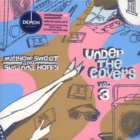 Susanna Hoffs & Matthew Sweet - Under The Covers Volume 3