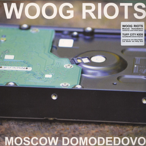 Woog Riots - Moscow Domodedovo