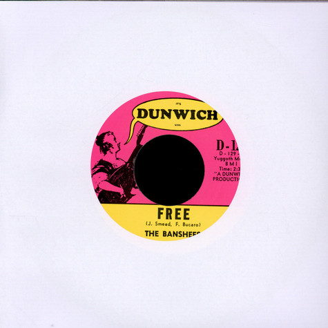 The Banshees - Project Blue/Free
