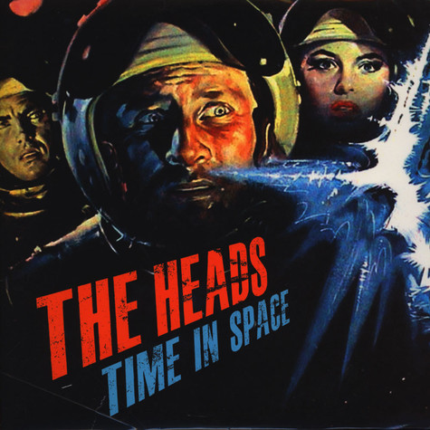 Heads, The - Time In Space Orange On Black Vinyl Edition