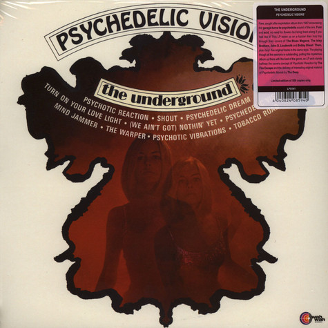 Underground, The - Psychedelic Visions