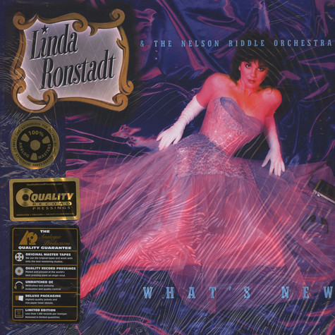 Linda Ronstadt - What's New 200g Vinyl Edition