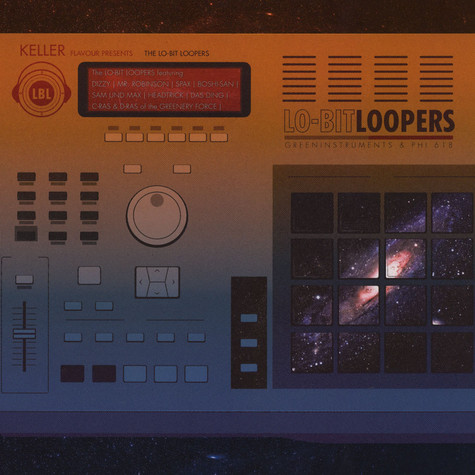 LBL (Lo-Bit Loopers) - The Lo-Bit Loopers